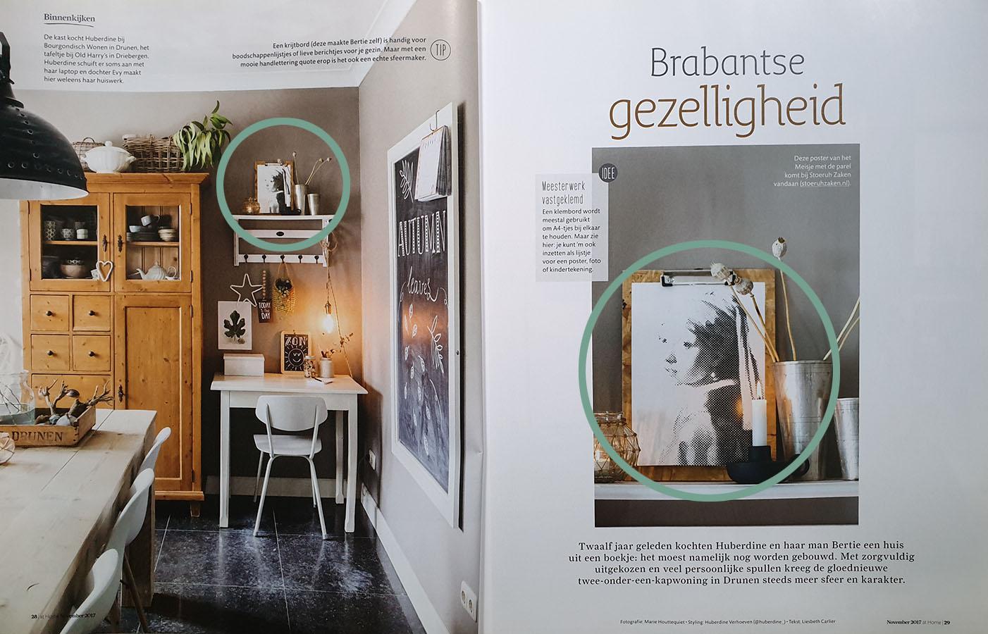 Ariadne at Home magazine